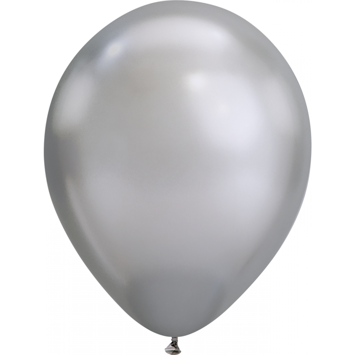 NO HELIUM NEEDED Spooky Party Balloon Decoration Silver BOO HALLOWEEN Bunting