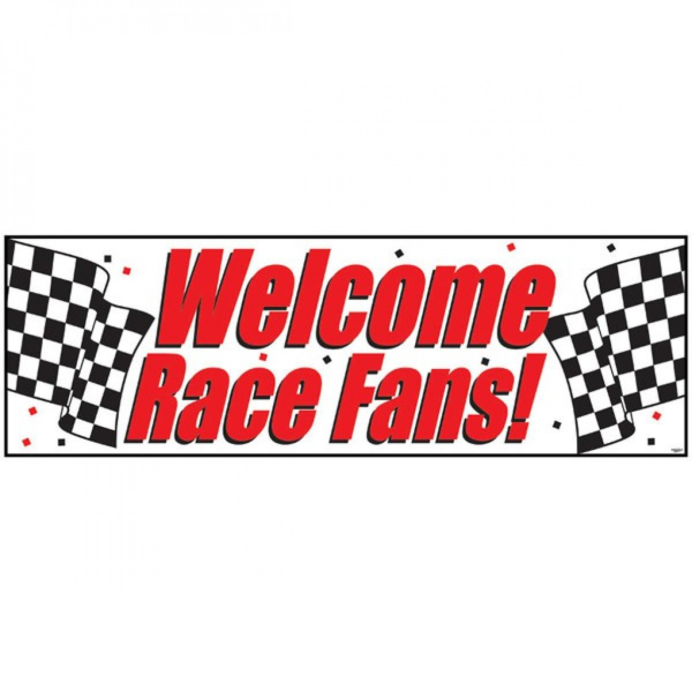 Banner - Giant, Welcome Race Fans | Banners & Signs ...