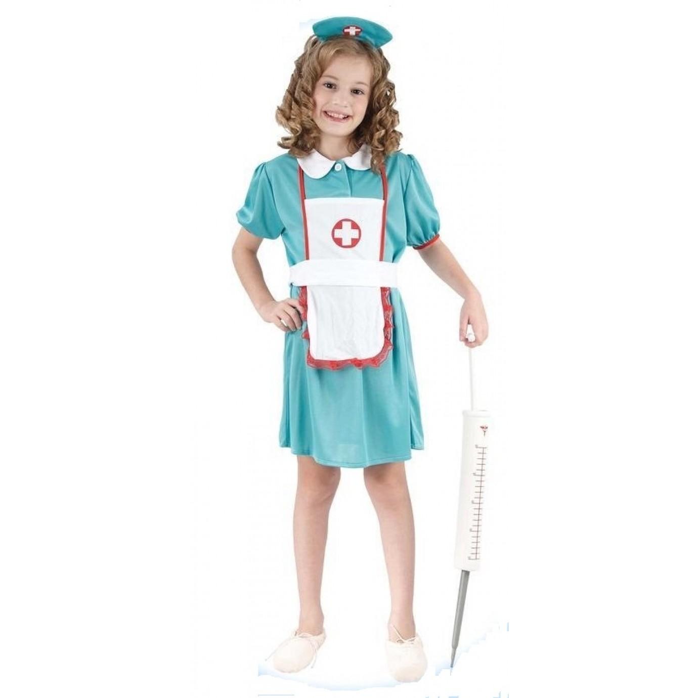Consider, Young teen girl nurse