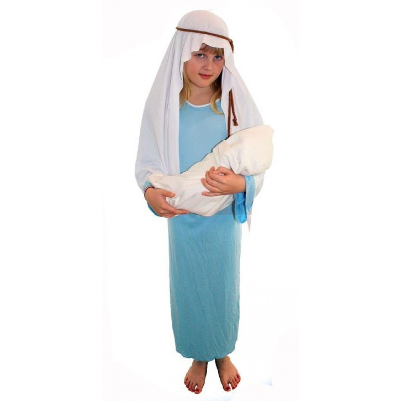 Child Costume - Virgin Mary | Fancy Dress Costumes | Party Shop