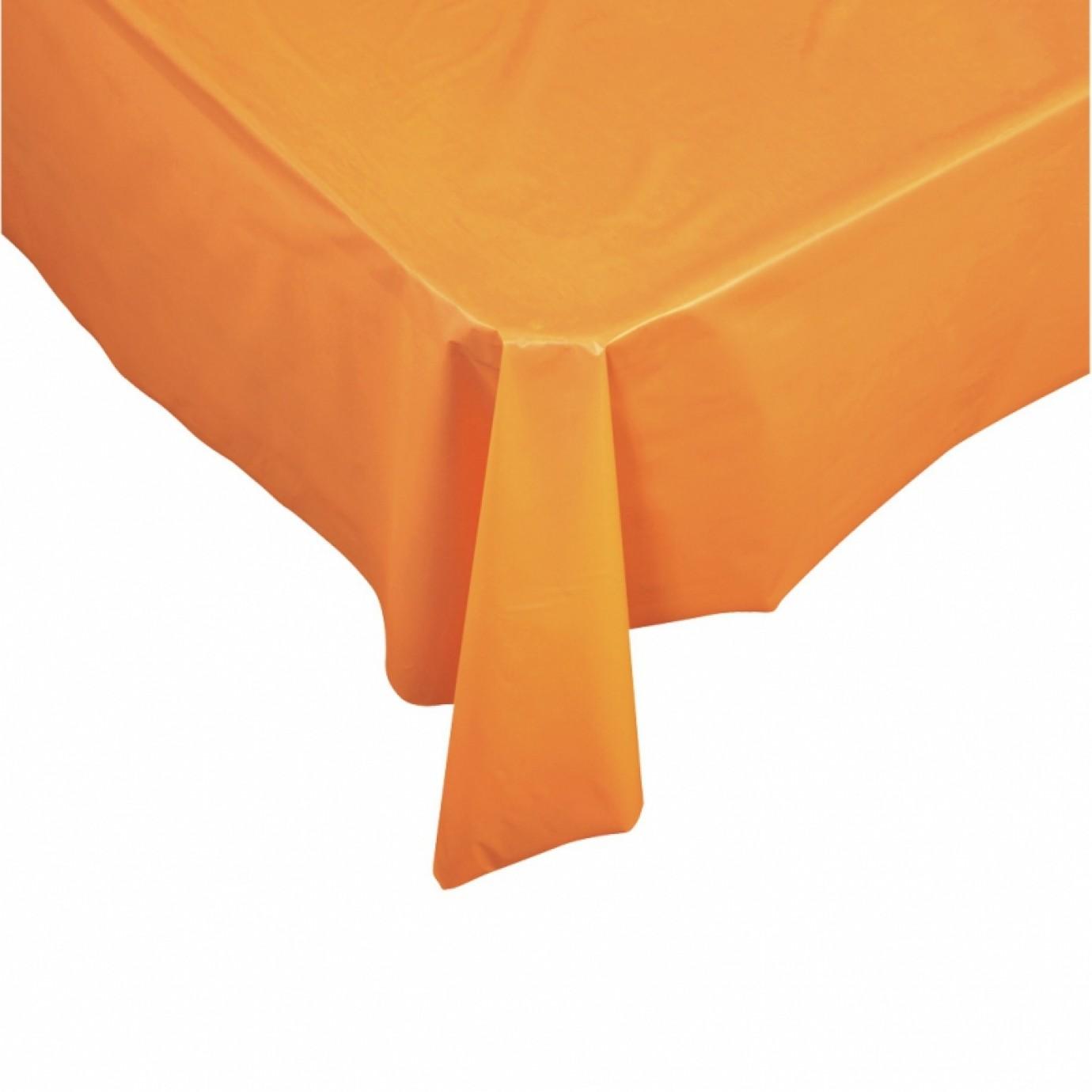 Tablecloth   Rectangular, Orange