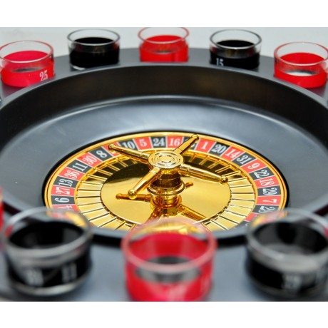 drinking roulette set instructions