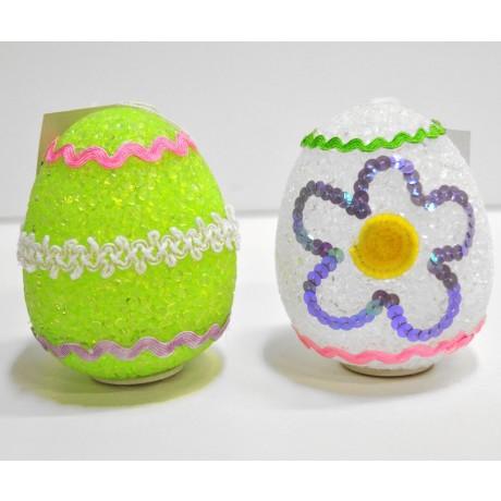 Easter egg light up pink easter decorations party - Light up easter decorations ...