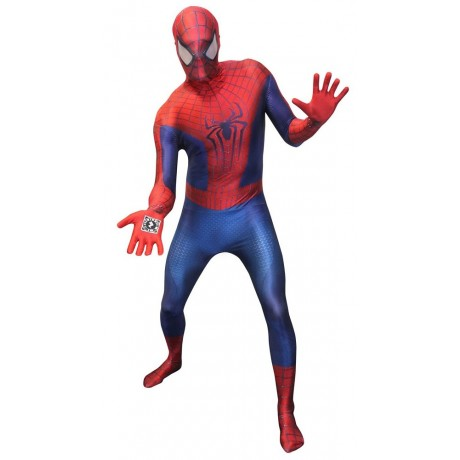 morphsuit spiderman zapper - Morphsuits Halloween Costumes