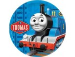Plates - Dinner, Thomas & Friends 8 pk