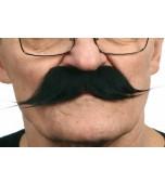Moustache - Detective, Black