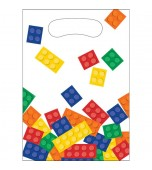 Lolly Bags - Block Party 8 pk