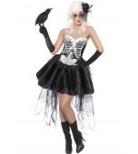 Adult Costume - Skelly Von Trap
