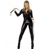 Adult Costume - Miss Whiplash, Black