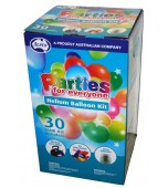 Helium Balloon Kit - Disposable 30