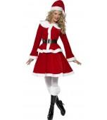 Adult Costume - Miss Santa
