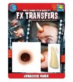 3D FX Transfers - Jurassic Horn
