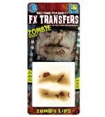 3D FX Transfers - Zombie Lips