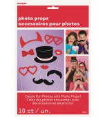 Photo Props - Love, Assorted 10 pk