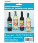 Bottle Label, Wine - Luau