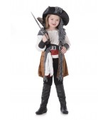 Child Costume - Karnival, Pirate Girl