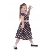 Child Costume - Karnival, Rock 'n' Roll Girl