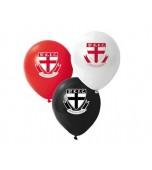 Balloons - AFL St Kilda 25 pk