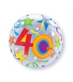 Bubble Balloon - Brilliant Stars 40