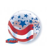 Bubble Balloon - Patriotic
