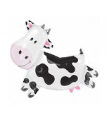 Balloon - Foil Super Shape, Cow
