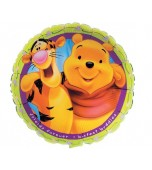 Balloon - Foil, Pooh Friends Forever