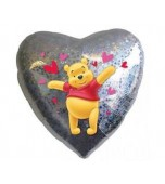 Balloon - Foil, Pooh Love You 14783