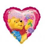 Balloon - Foil, Pooh Heart