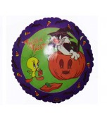 Balloon - Foil, Halloween Tweety & Sylvester