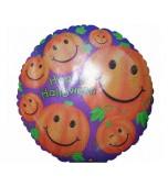 Balloon - Foil, Happy Halloween