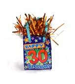 Balloon Bag Weight - 30th