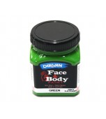 Face & Body Paint - Large, Green