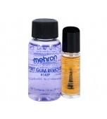 Spirit Gum Adhesive & Remover, Mehron