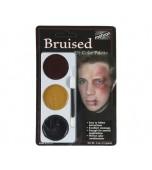 Make-up, Tri-colour Palette - Bruise