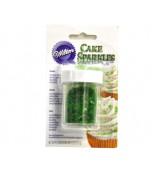 Cake Sparkles - Green