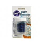 Cake Sparkles - Blue
