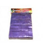 Confetti - Mylar, Purple