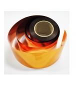 Metallic Foil Streamers - Orange