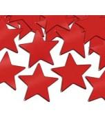 Scatters/Confetti, Stars Medium - Red