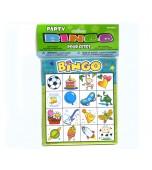 Kids Party Bingo 8 pk