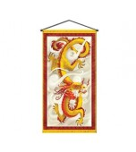 Door/Wall Panel - Dragon