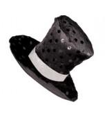 Hair Clip - Top Hat