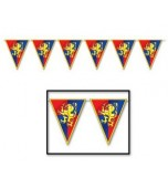 Flag Bunting - Pennant, Medieval