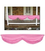 Fabric Bunting - Pink