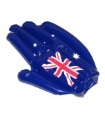 Inflatable Hand - Aussie