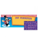 Banner - Big Top Circus, Giant