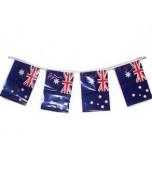 Flag Bunting - Australian Flag 4 m