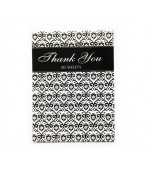 Invitation Pad - Thank You, Formal