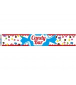 Banner - Candy Bar with Lollies