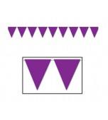 Banner - Pennant, Purple